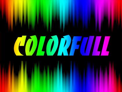 Цветной рисунок